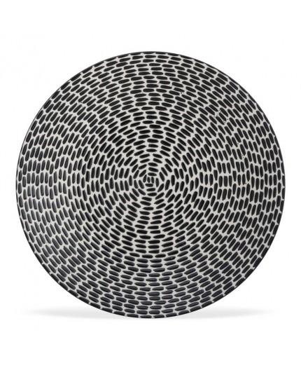 Assiette Plate Patio 27 cm