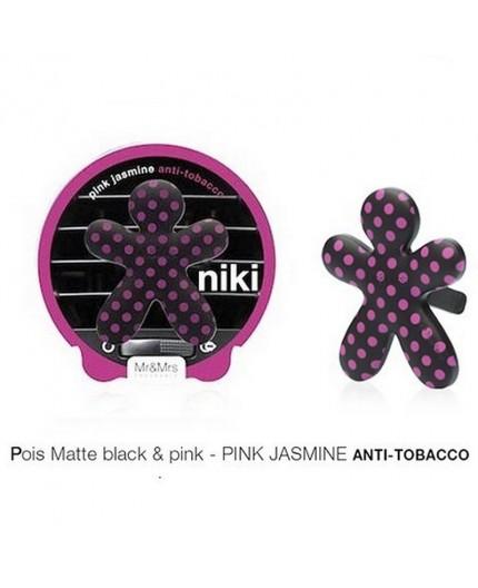 Diffuseur Niki Pois Noir&Rose - Anti Tabac