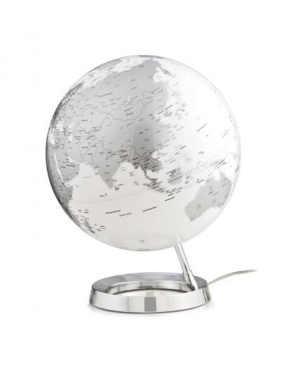 Globe Lumineux Metal Chrome
