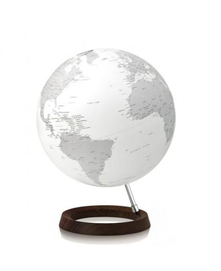 Globe Terrestre lumineux Réflection
