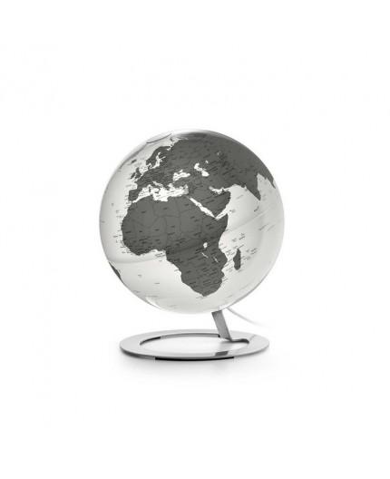 Globe Terrestre lumineux Charcoal