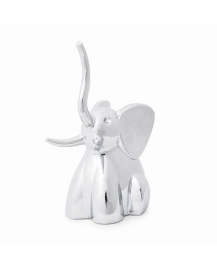 Zoola Porte-bagues éléphant