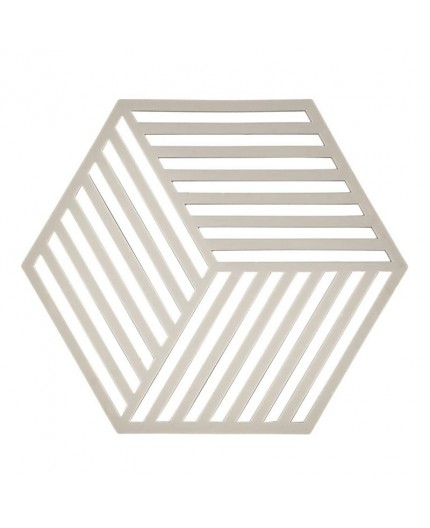 Dessous de plat Hexagon Warm Grey