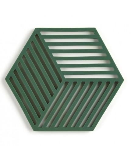 Dessous de Plat Hexagon Grass