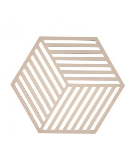 Dessous de plat Hexagon Desert