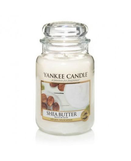 Beurre De Karité, Bougie Parfumée Grande Jarre