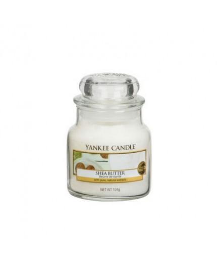 Beurre De Karité, Bougie Parfumée Petite Jarre