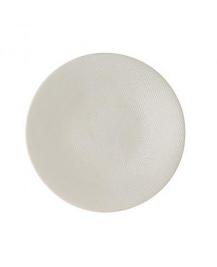 Assiette Vesuvio 27 Cm Blanc
