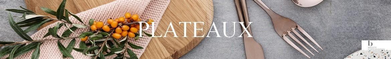 Plateaux décoration - Plateaux de service