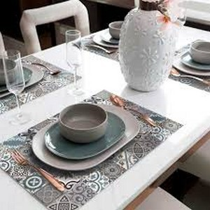 Set de table, nappes et serviettes