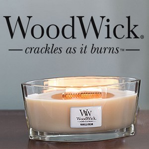Bougie WoodWick